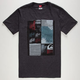 QUIKSILVER Dirty Looks Mens T-Shirt