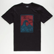 QUIKSILVER Steamer Mens T-Shirt