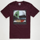 QUIKSILVER Ocean Mix Mens T-Shirt