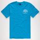 QUIKSILVER Shipwreck Mens T-Shirt