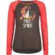ROXY Free Spirit Girls Baseball Tee