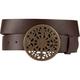 Circular Buckle Belt