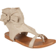 BAMBOO Raise Side Knot Womens Sandals
