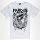 FAMOUS STARS & STRAPS Arthor Mens T-Shirt