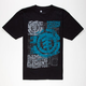 ELEMENT Monster Truck Mens T-Shirt