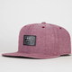 NIKE SB Textured Lock Up Mens Strapback Hat