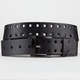 Square Perforated Belt