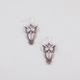 FULL TILT Owl Eyes Earrings