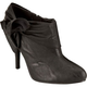 CHARLES ALBERT Side Bow Womens Booties