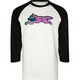 ICECREAM Running Dog Mens Baseball Tee
