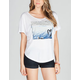 MALIBU NATIVE Photo Journal Womens Tee