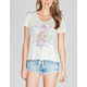 MALIBU NATIVE Geodes Womens Tee