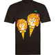 ICECREAM Tiger Cones Mens T-Shirt