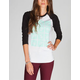 YOUNG & RECKLESS Skribble Womens Baseball Tee