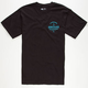 QUIKSILVER Salvage Mens T-Shirt