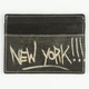 STUDIO MANHATTAN New York Card Holder