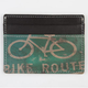 STUDIO MANHATTAN Bike Route Card Holder