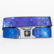 BUCKLE-DOWN Mustang Galaxy Buckle Belt