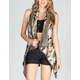 SAY WHAT? Camo Womens Wrap