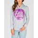 YOUNG & RECKLESS Spotlight Womens Hoodie