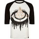 LAST KINGS Pyramid Eye Mens Baseball Tee