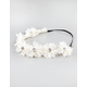 FULL TILT Chiffon Flower Headband
