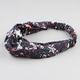 FULL TILT Galaxy Splatter Chiffon Headband