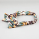 FULL TILT Chevron Stripe Chiffon Headband