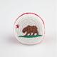 California Bear Footbag
