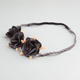 FULL TILT Rose Braided Headband