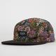 SHAW PARK Brocade Mens 5 Panel Hat