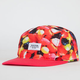 SHAW PARK Mixed Fruit Mens 5 Panel Hat