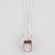 FULL TILT Rhinestone Whistle Necklace