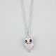 FULL TILT Rhinestone Owl Necklace