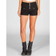 ALMOST FAMOUS 4 Button Womens Highwaisted Shorts