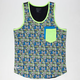 TRUKFIT Multi Hand Held Mens Tank