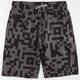 TRUKFIT Digital Mens Sweat Shorts