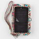 Tribal Owl iPhone 4/4S Wallet