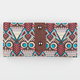 Tribal Owl Wallet