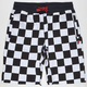 TRUKFIT Checker Mens Sweat Shorts
