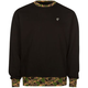 FAMOUS STARS & STRAPS Blended Camo Mens Sweatshirt