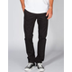 LEVI'S 511 Black Hybrid Mens Slim Trousers - Discontinued