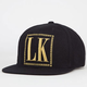LAST KINGS Goldie Mens Snapback Hat