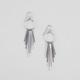 FULL TILT Hoop Spoon Earrings