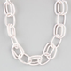 FULL TILT Diamond Cut Chunky Chain Necklace