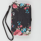 Floral iPhone 4/4S Wallet