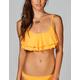 RAISINS Solimar Solids Bikini Top