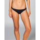 RAISINS Solimar Solids Bikini Bottoms