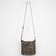 Ripstop Camo Crossbody Bag