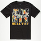 MIGHTY HEALTHY Fantasy Island Mens T-Shirt
